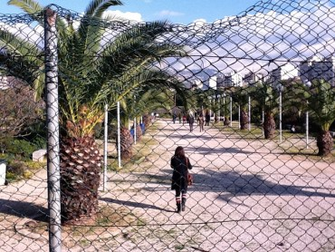 Lebanese Activists Democratically Demand Access to Horsh Beirut Urban Park