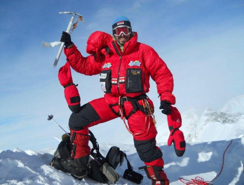Egypt's Hottest Mountain Climber Goes Carbon-Neutral