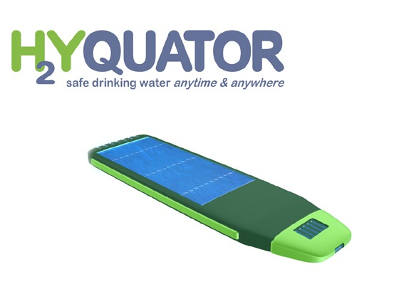 Hyquator device kickstarter