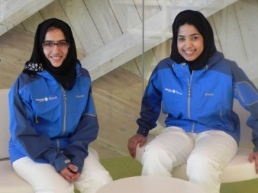Masdar Students Contemplate Earth's Future En Route to Antarctica