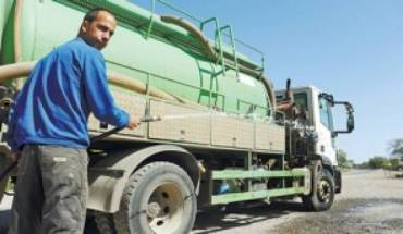 Northern Israel Monitors Sewage Trucks By GPS