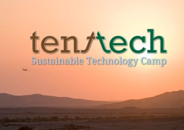 Apply Now for the 3-Day TentTech Sustainability Tech Camp in Israel
