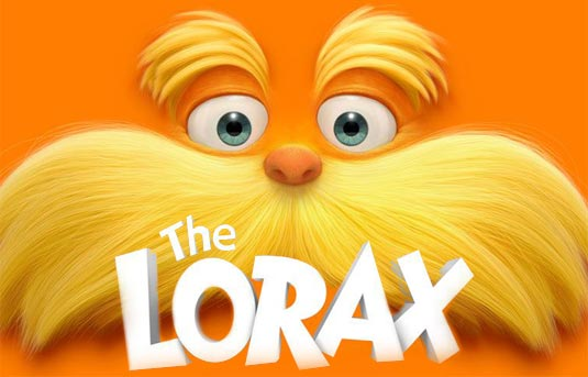 environmental art, environmental degradation, The Lorax, film review
