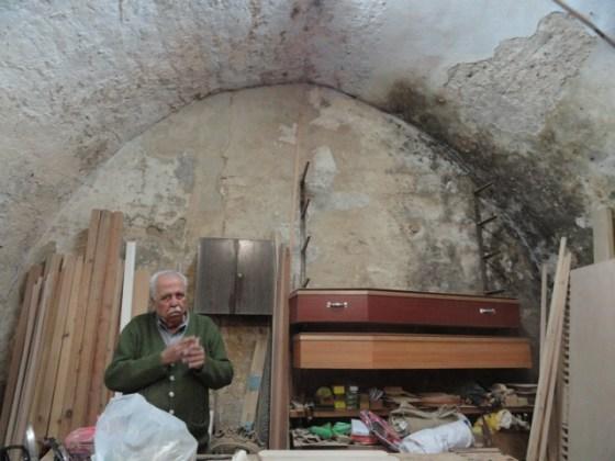 carpenter in Nazareth