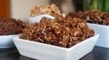 Haroset, The Passover Seder's Sweet Treat RECIPE