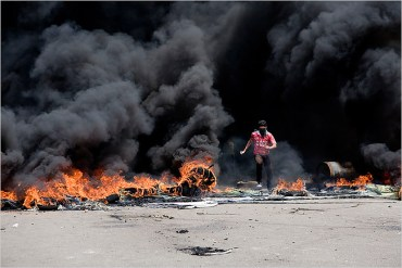 Tire Burning Protests in Lebanon Just Dirty Smoke