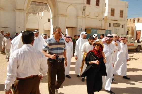 Salma Samar Damluji mud architect iraq