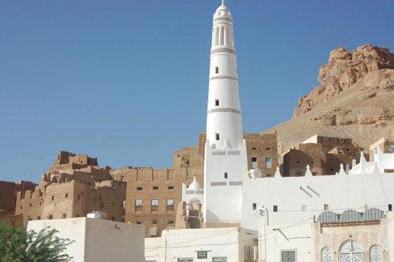 Masjid-Al-Faqih iraq mud architecture