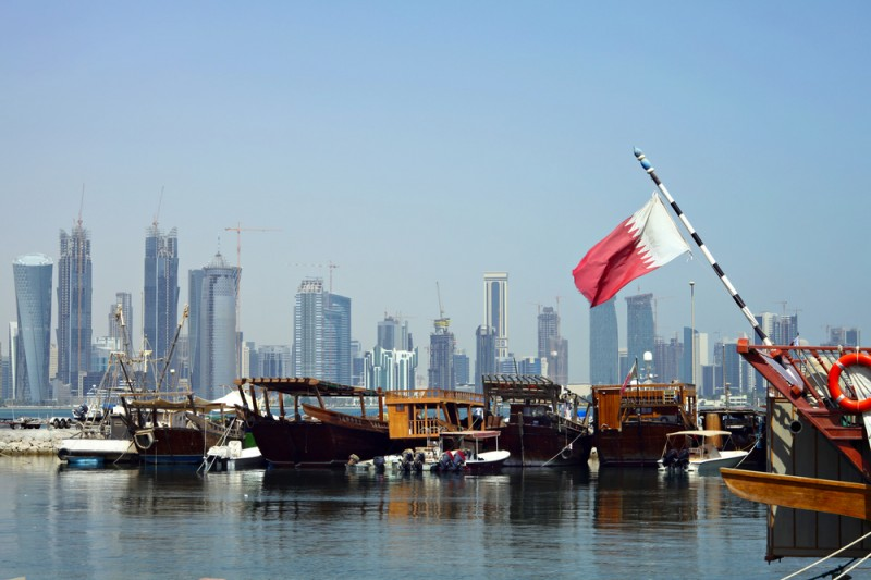 Qatar (Still) Has the World's Largest Carbon Footprint