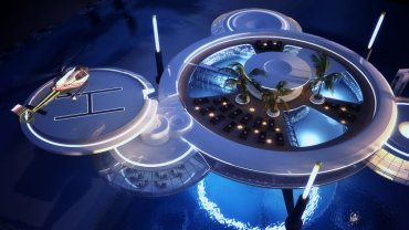 Dubai's Underwater Hotel by Deep Ocean Technology (PICS)
