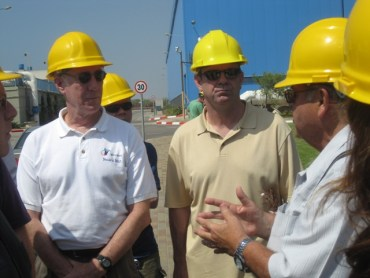 American Energy Experts Go Green in Israel