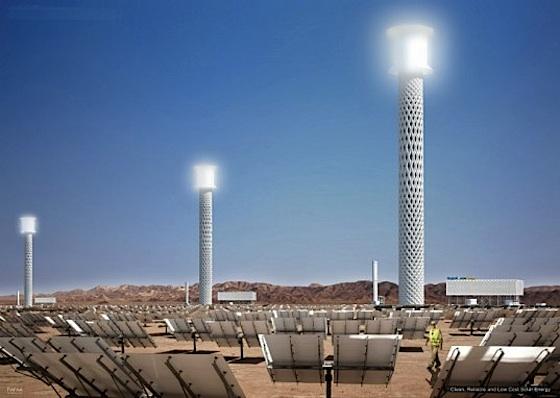 Details Emerge of Saudi's $109 Billion Solar Plan