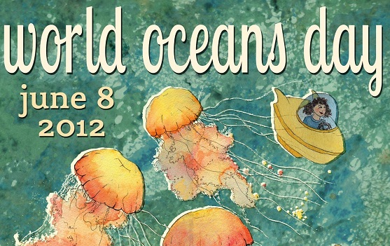 world oceans day, marine activism, sustainable fishing, plastic, ocean