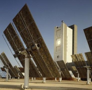 Jacob Karni's Solar Tech Turns Brown Coal Into Clean Fuel