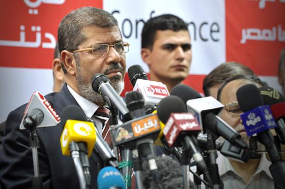 President Morsi Takes on Nile River Issues in Ethiopia