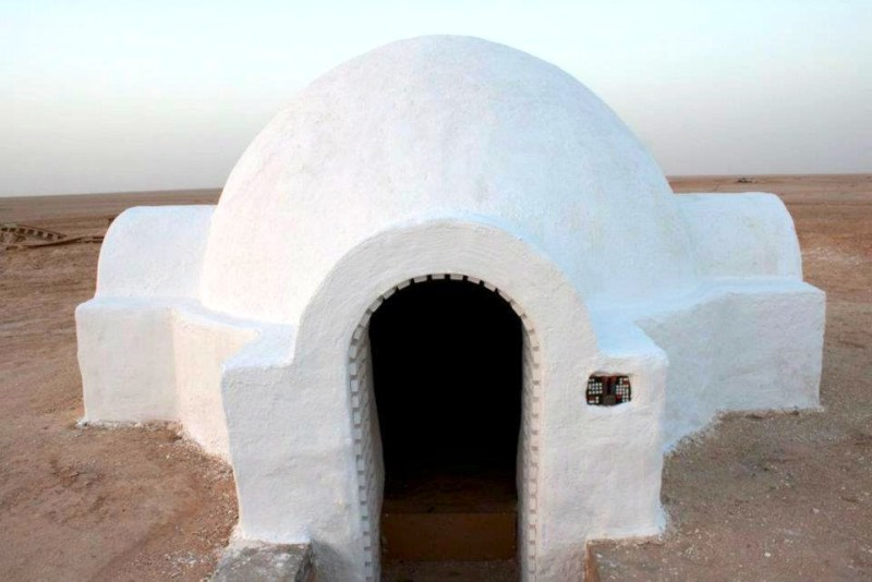 Star Wars Fans Restore Luke Skywalker's Homestead in Tunisia