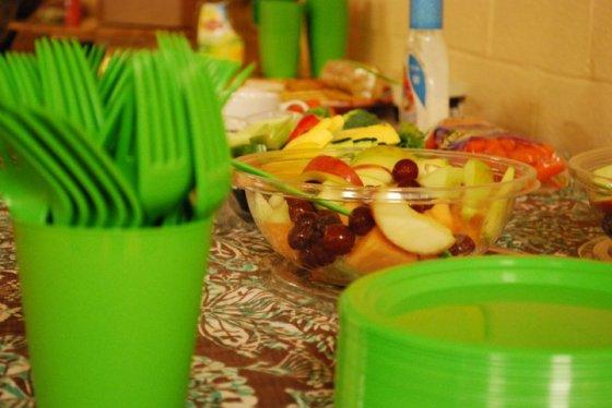 green iftar guide, ramadan fast