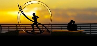 Green Wheel is an Energy-Harvesting Machine for Beirut Runners