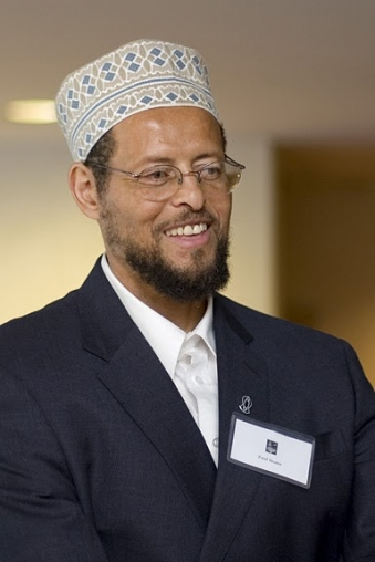 """""""Host Greener Iftars At Mosques"""" Is The Green Ramadan Message From Imam Zaid Shakir (VIDEO)"""