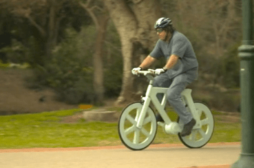 The $9 Cardboard Bike From Israel (PHOTOS)