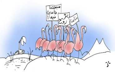 Z: The Anonymous Tunisian Cartoonist Championing Nature