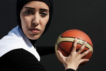 Arab Athletes by Brigitte Lacombe Celebrated at London Exhibit