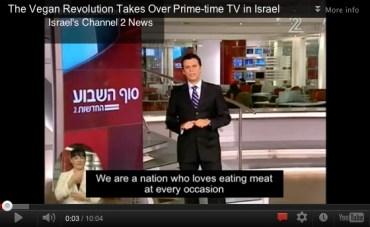 Veganism Goes Viral in Israel
