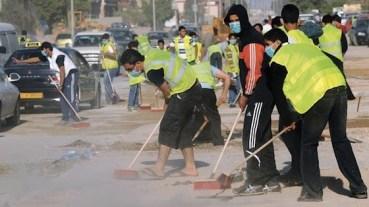 Libya's Post-Revolution Trash and Traffic Problems