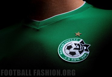 Israel's Maccabi Soccer Uniforms by NIKE are Made From 13 Recycled Plastic Water Bottles