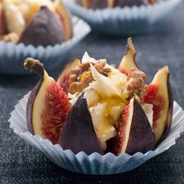 5 fresh fig recipes for summer snacking, Middle East style
