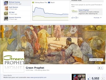 6 Facebook Tips to Grow Your Blog in the Middle East