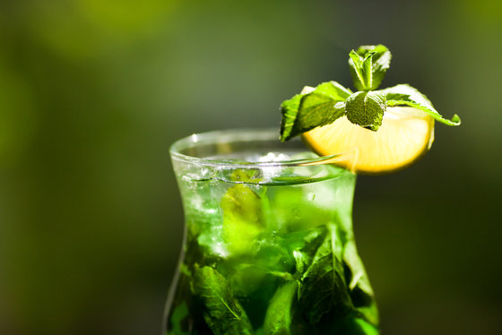 Syrian Mint Lemonade RECIPE