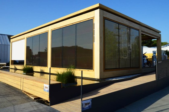 Solar Decathlon Europe, Green Design, Solar Power, Clean Tech, Madrid, Sustainable Design, Prefabricated Design