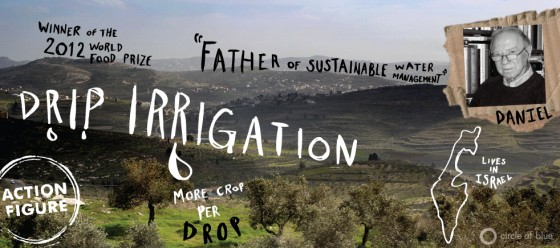 Israeli Innovator Dr. Daniel Hillel wins UN World Food Prize