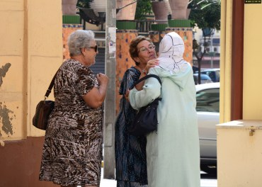 Melilla Pics: Where Christians, Jews and Muslims Get Along Just Fine