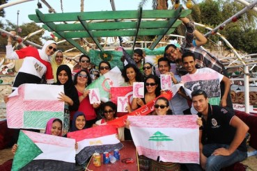 The Arab Youth Climate Movement Is Born