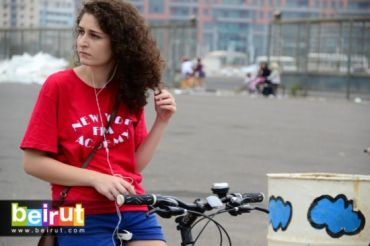 Beirut Cyclists Try to Revive Dead Trains and Trams