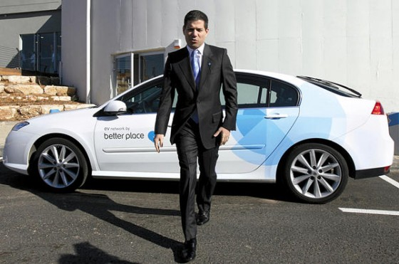 Shai Agassi Fired from Better Place Electric Car Company