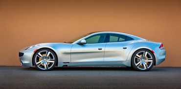 Luxury Fisker Karma Electric Vehicle Hits the Middle East