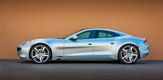 Middle East, MENA, GCC, Gulf, Arabian Gulf, Fisker Karma, Electric Vehicles, eco-friendly car, eco-transportation