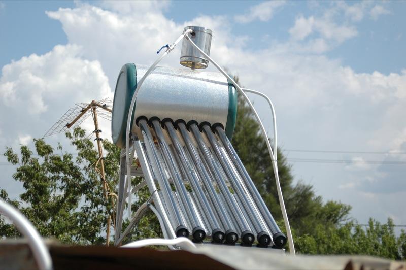 Jordan Mandates Domestic Solar Water Heating