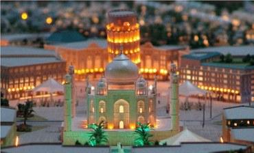 Dubai to Build Replica of Taj Mahal – Four Times Bigger than Original