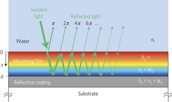 rust reaction refraction