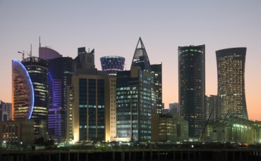 Over Polluted Qatar Hosts UN Climate Conference