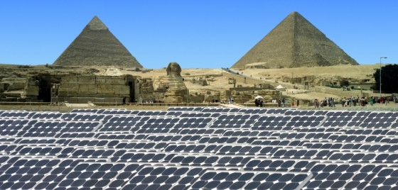 Egypt's Inspiring Environmental Push