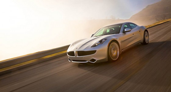 fisker karma car electric