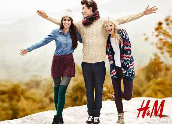 H&M, fashion, design, recycled materials, clothing