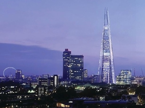 environmental news, Middle East, the shard, top 2012 stories, 2013, Green Prophet, Qatar, Renzo Piano, London