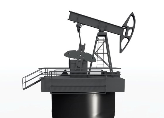 oil well oil drum for carbon capture in saudi arabia