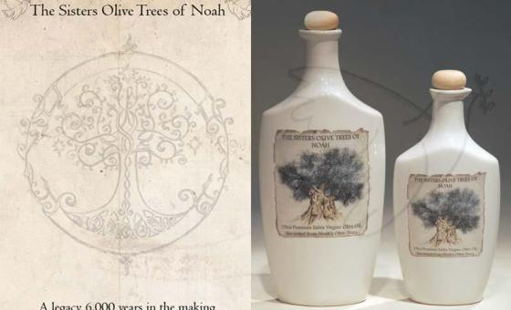 olive trees noah, sisters, lebanon